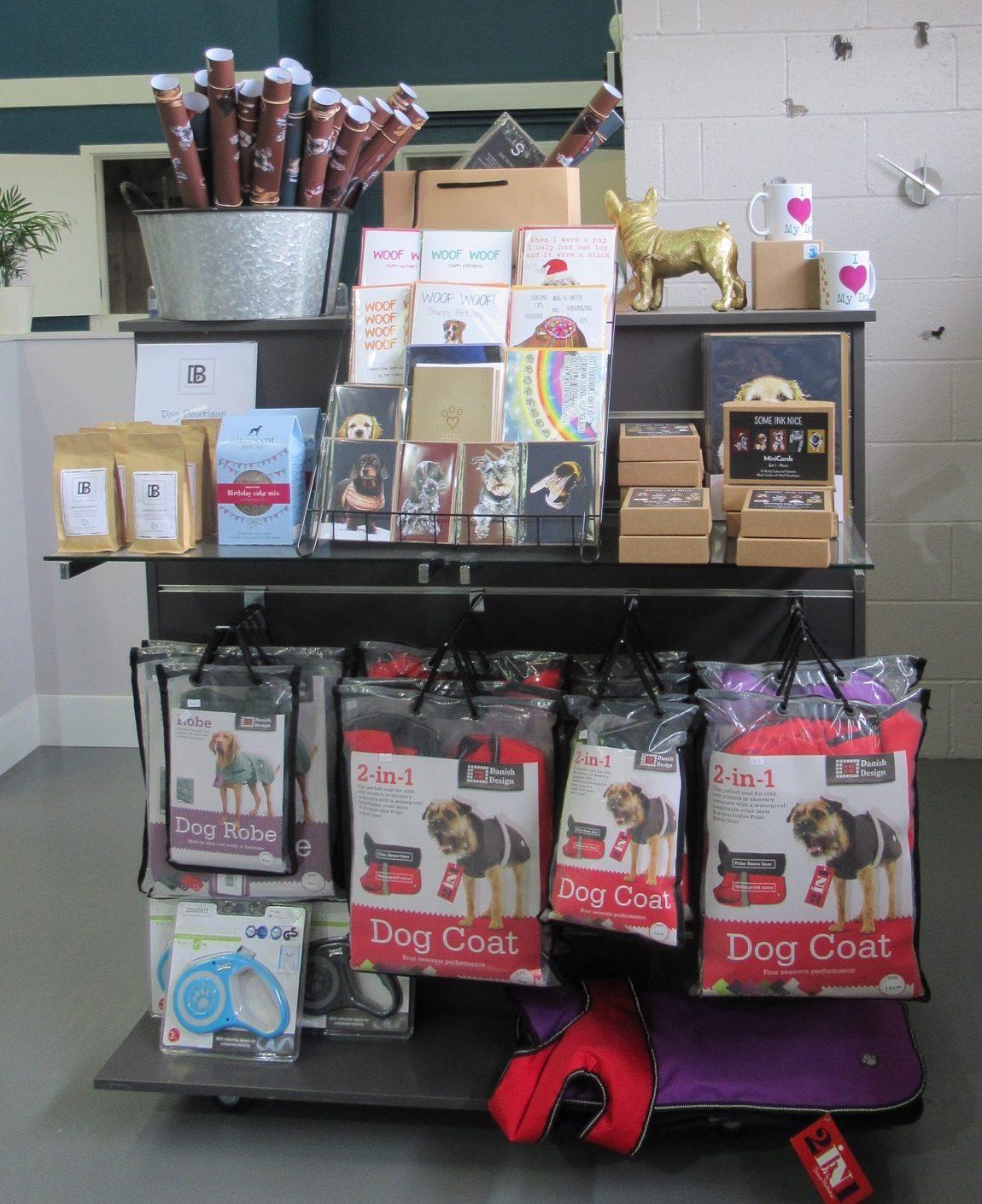 Dog Boutique Shop